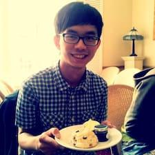 Henkilön Yi-Tsao käyttäjäprofiili