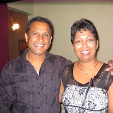 Nishantha & Suyama User Profile
