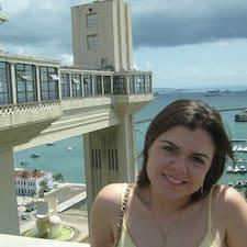 Profil utilisateur de Marcela Renata