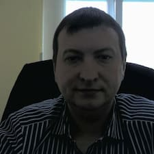 Vitaliy User Profile