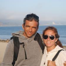Joana And José ist der Gastgeber.