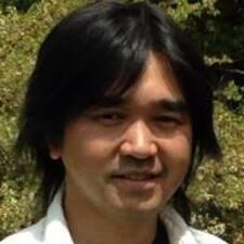 Hiroshi felhasználói profilja