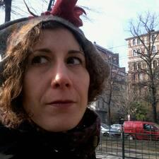 โพรไฟล์ผู้ใช้ Manuela