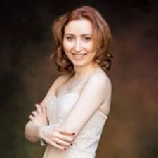 Ianitza felhasználói profilja