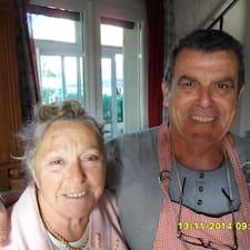 Christiane Et Louis est l'hôte.