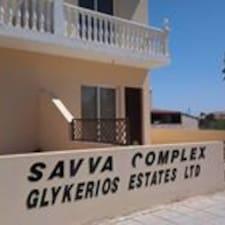 Glykerios — хозяин.