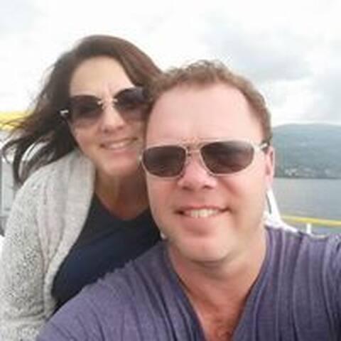 Lonnie & Diana