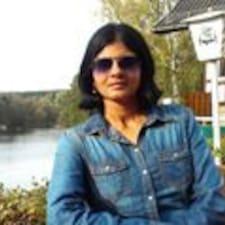 Profil utilisateur de Subadra