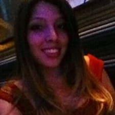 Frinee felhasználói profilja