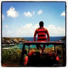 Profil utilisateur de Alvaro Luiz