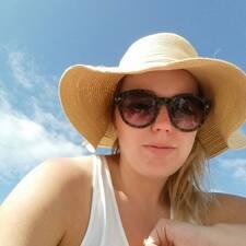 Ellyse - Uživatelský profil