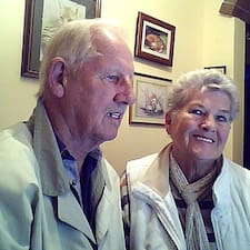 Profil Pengguna Eunice & Richard
