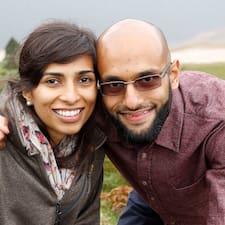 Mustafa & Zahra User Profile
