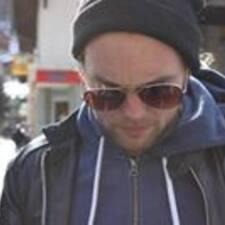Ludvig felhasználói profilja
