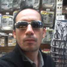 Profil utilisateur de Juan Cristobal