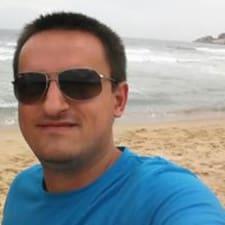 Conrado User Profile