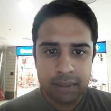 Sourav User Profile