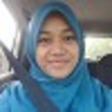 Profil utilisateur de Nur Athirah Farzana