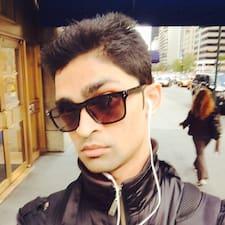 Profil utilisateur de Sangram