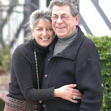 โพรไฟล์ผู้ใช้ Ann & Gerald