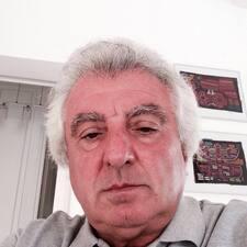 Profil utilisateur de Giano