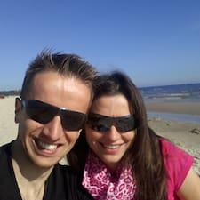 Michal & Ela User Profile