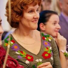 Profil utilisateur de Evgeniya