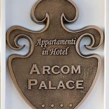 Arcom Palace Brukerprofil