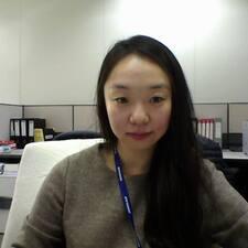 Yoo Jin felhasználói profilja