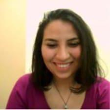 Henkilön Amira käyttäjäprofiili