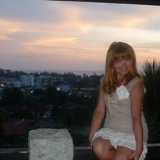 Profil korisnika Tetyana