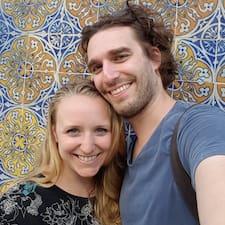 Profilo utente di Samantha & Carl