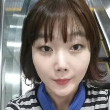 Perfil do utilizador de Songhee