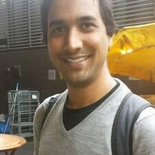 Meehir User Profile
