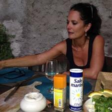 Användarprofil för Cristina