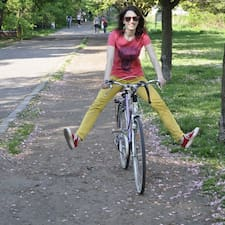 Mariia Brugerprofil