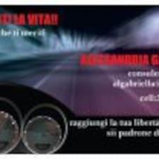 Profil utilisateur de Alessandria