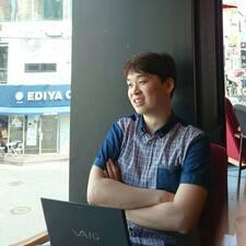 Профиль пользователя Hanseung