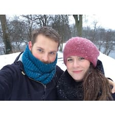 Cecilie & Søren User Profile