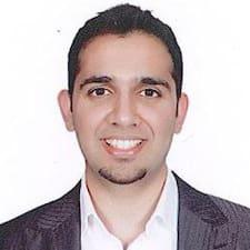 Wasiq - Uživatelský profil