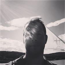 Profil utilisateur de Jørund