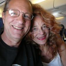 Rick & Liz ist der Gastgeber.
