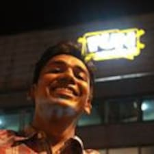Profil Pengguna Mayank