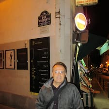 Profil utilisateur de Francisco Antonio