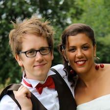 Profil utilisateur de Jeremy & Charlotte