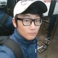 Henkilön Seon-Woo käyttäjäprofiili