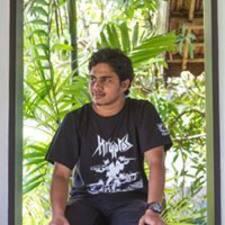 Dhruva felhasználói profilja