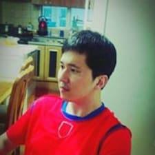 Perfil de usuario de Kwangwoo