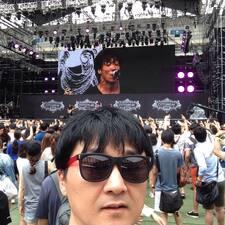 Профиль пользователя Jung Wook