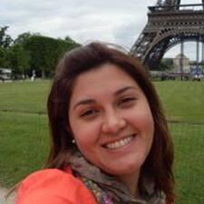 Profilo utente di Vanessa Cristina Silva